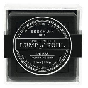 Beekman 1802 Lump of Kohl Triple Milled Skin Detox